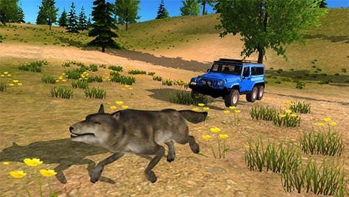 6x6 Offroad Truck Driving Simulator Android Game Image 1