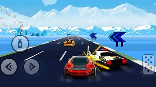 Horizon Drive Android Mobile Phone Game Image 1