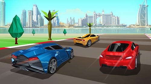 Horizon Drive Android Mobile Phone Game Image 2