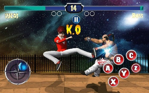 Big Fighting Android Game Image 1