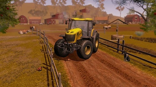Farmer Sim 2018 Android Game Image 1