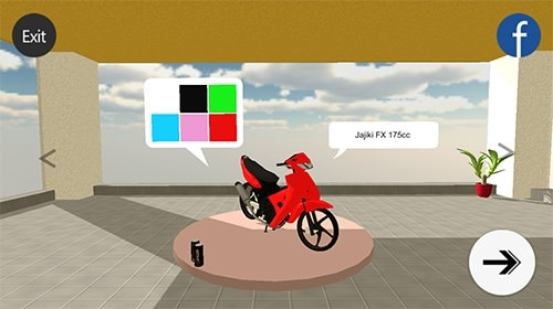 Souzasim: Drag Race Android Mobile Phone Game Image 1
