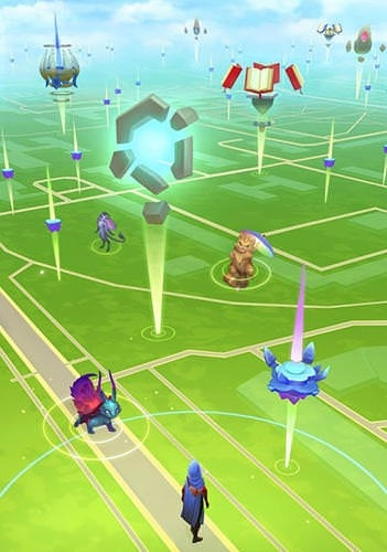 Draconius Go: Catch A Dragon! Android Game Image 1