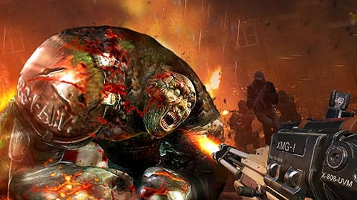 Target Shoot: Zombie Apocalypse Sniper Android Game Image 1