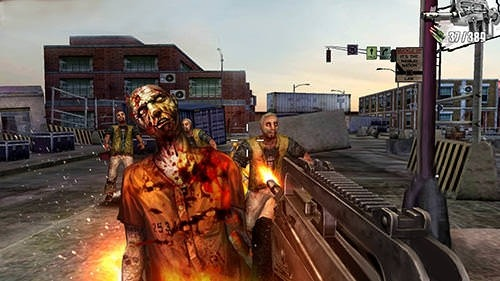 Target Shoot: Zombie Apocalypse Sniper Android Game Image 2