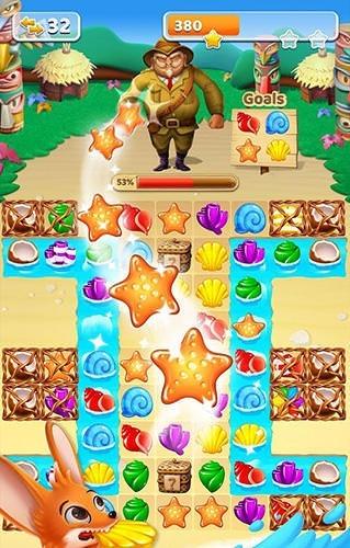 Bird Blast: Match 3 Island Adventure Android Game Image 2
