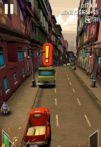 Freak Truck: Crazy Car Racing Android Game Image 1
