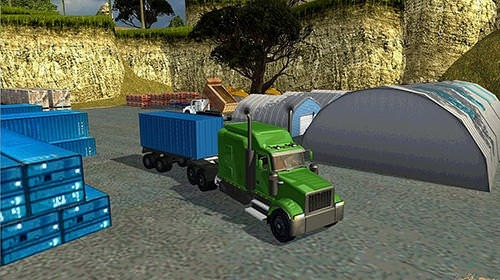 Offroad Truck Driver: Outback Hills Android Game Image 1