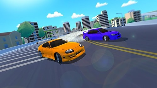 Drift Clash Android Game Image 2