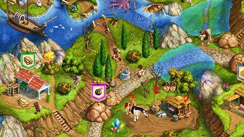 Roads Of Rome: New Generation Android Mobile Phone Game Image 2