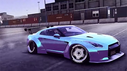 Drift Tuner 2019 Android Mobile Phone Game Image 2