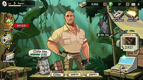 Jumanji Android Game Image 1