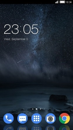 Download Free Android Theme Nokia 8 CLauncher - 3333