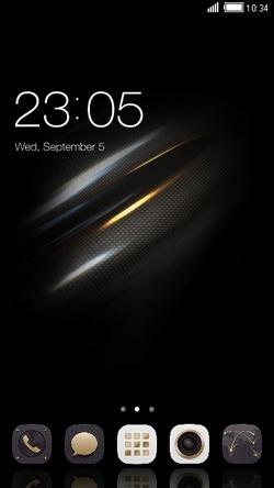 Download Free Android Theme Porsche Design CLauncher