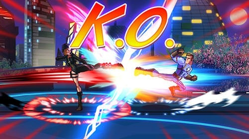 Battle Of Superheroes: Captain Avengers Android Game Image 1