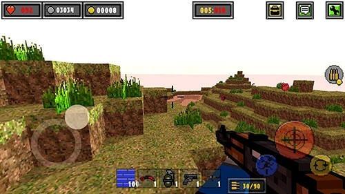 Pixel Gun Strike: Combat Block Android Game Image 1
