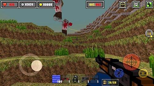 Pixel Gun Strike: Combat Block Android Game Image 2