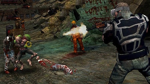 VR Dead Target: Zombie Intensified Android Game Image 1