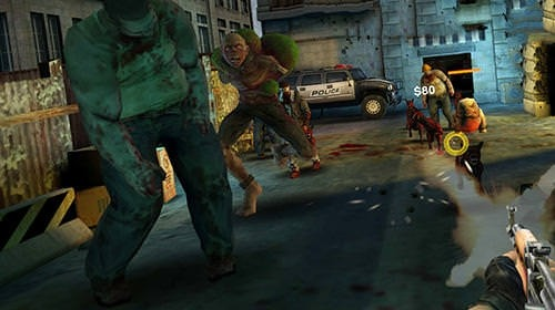 VR Dead Target: Zombie Intensified Android Game Image 2