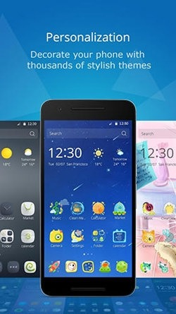CM Launcher Android Application Image 1