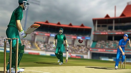 Ravindra Jadeja: Official Cricket Game Android Game Image 1