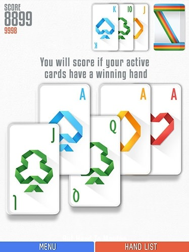 Politaire: Poker Solitaire Android Game Image 1