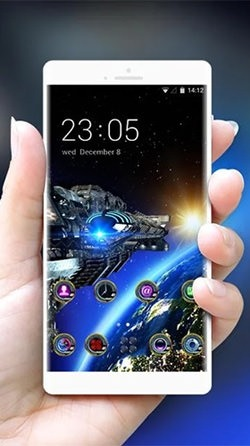 download free android wallpaper space galaxy 3d by mobo theme apps