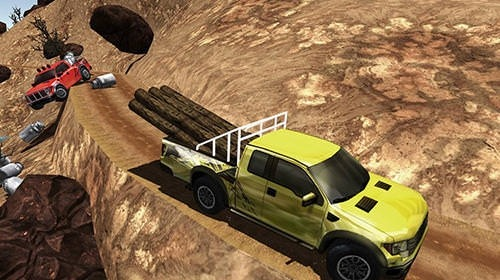 Off-road Pickup Truck Simulator Android Game Image 2
