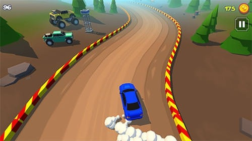Smashy Drift Android Mobile Phone Game Image 2