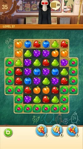 Spookiz Pop: Match 3 Puzzle Android Game Image 2