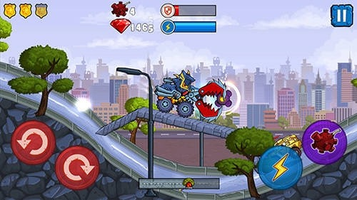 Car Eats Car 3: Evil Cars Android Game Image 2