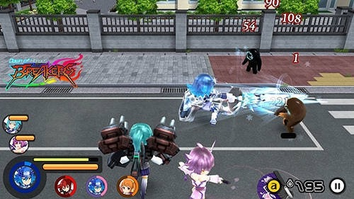 Breakers: Dawn Of Heroes Android Game Image 1