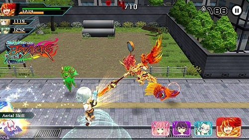 Breakers: Dawn Of Heroes Android Game Image 2