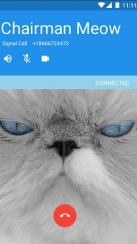 Signal Private Messenger Android Mobile Phone Application Image 1