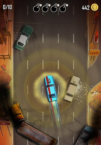 Hit N' Run Android Mobile Phone Game Image 1