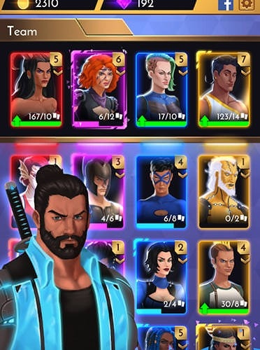 Neolympia Heroes Online Android Mobile Phone Game Image 1