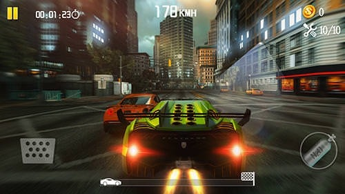 Speed Traffic: Racing Need Android Game Image 2