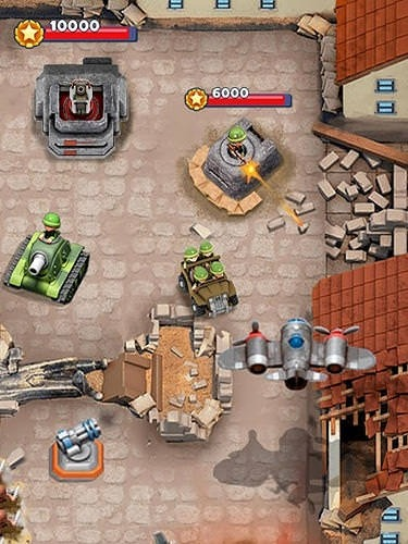 War Heroes: Clash In A Free Strategy Card Game Android Mobile Phone Game Image 2