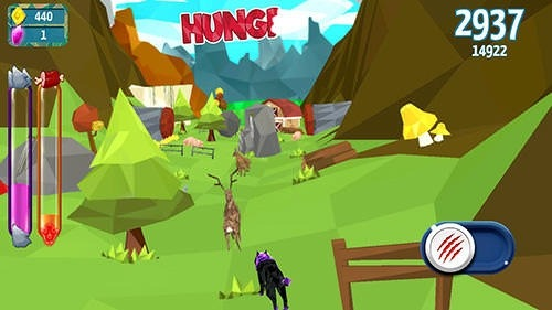 Wild Hunger Android Game Image 2