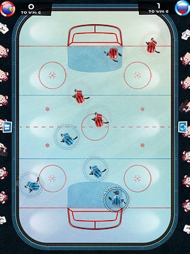 Flick Champions Winter Sports Android Game Image 2