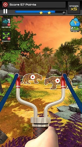 Slingshot Club Android Game Image 2