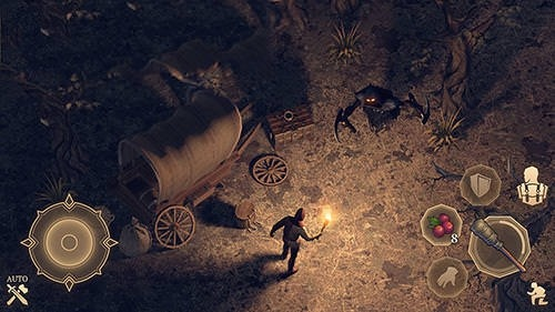 Grim Soul: Dark Fantasy Survival Android Game Image 2