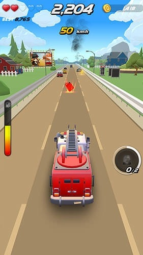 Mose's Miracle Android Game Image 2