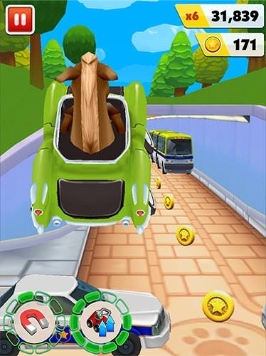 Pony Craft Unicorn Car Racing: Pony Care Girls Android Mobile Phone Game Image 2