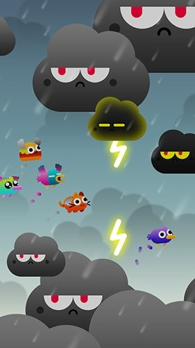 Birdy Trip Android Mobile Phone Game Image 1