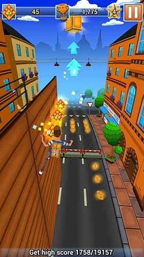 Grandpa's Parcel Rangers Android Game Image 1