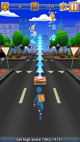 Grandpa's Parcel Rangers Android Game Image 2