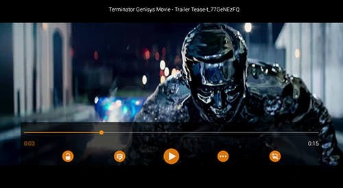 VLC Media Player Android Application Image 1