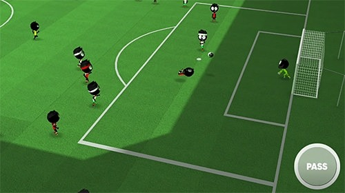 Stickman Soccer 2018 Android Game Image 1