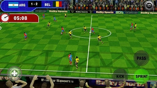 Pro Soccer Challenges 2018: World Football Stars Android Mobile Phone Game Image 1